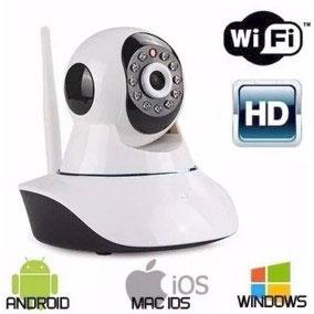 Câmeras de segurança com áudio