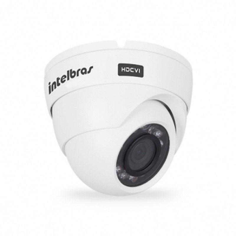 Câmeras de segurança com infravermelho