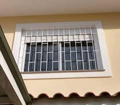 Grade de ferro janela preço