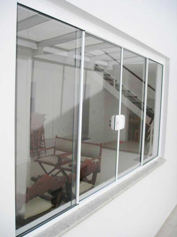 Janela de vidro valor