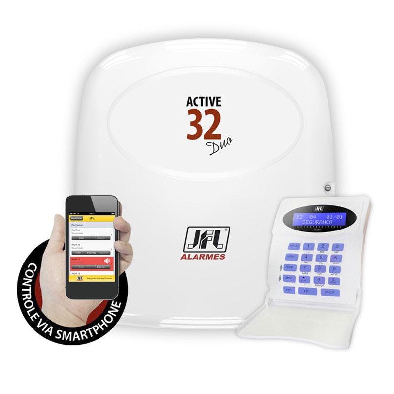 Sistema de alarme empresarial
