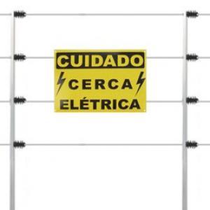 Cerca elétrica espiral preço