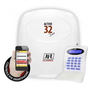 Empresa de alarme residencial